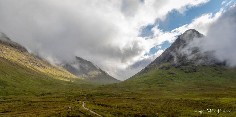 Lairig Gartain   Scotland