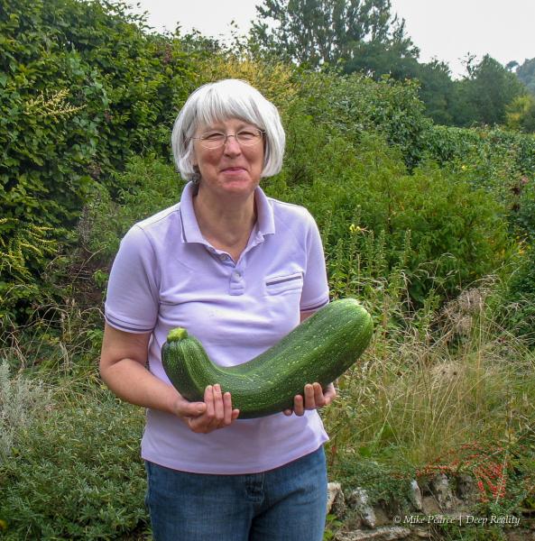 Ann, gardener