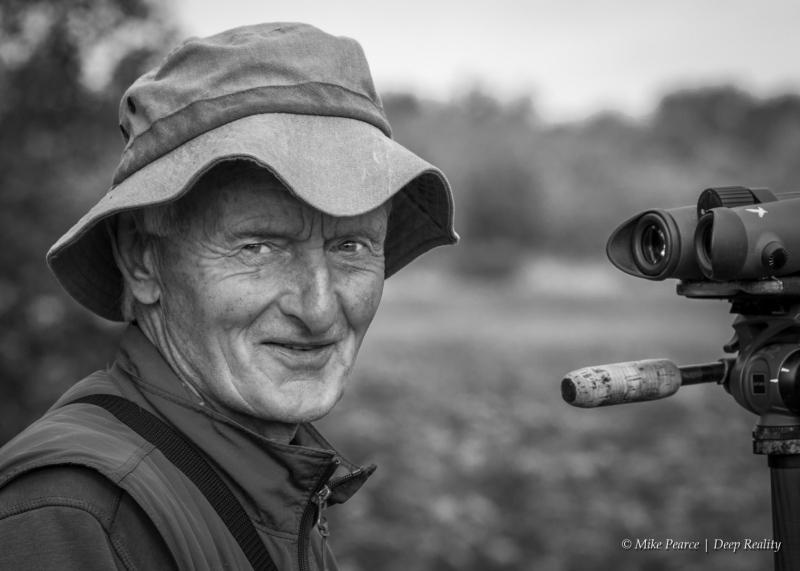 John Last, ornithologist
