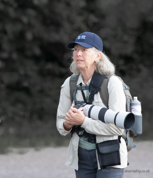 Sandie, photographer