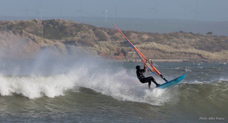 Wind Surfer | Northam Burrows, North Devon