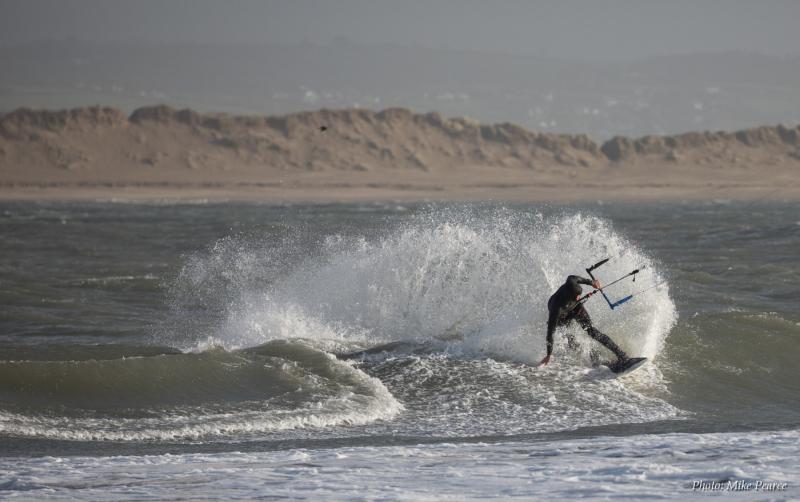 Kite Surfer | Northam Burrows, North Devon